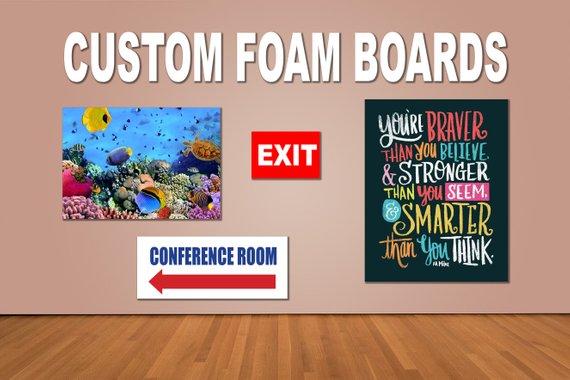 Yard Signs-Foam Boards