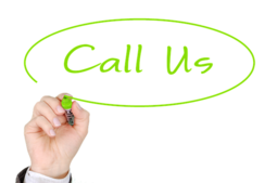 Have a question? Give us a call at The Parks Group!