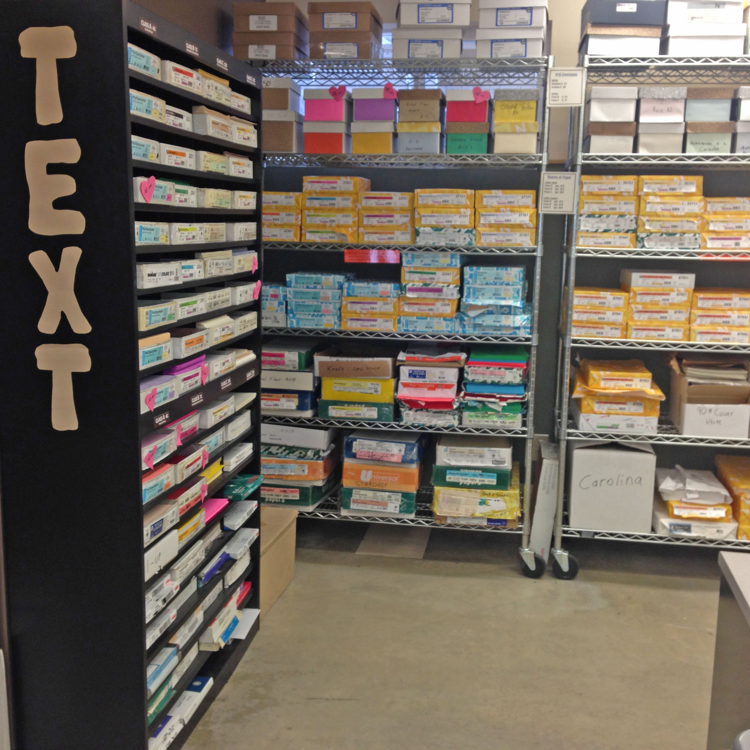 Paper Products & Supplies