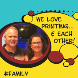 We love Printing