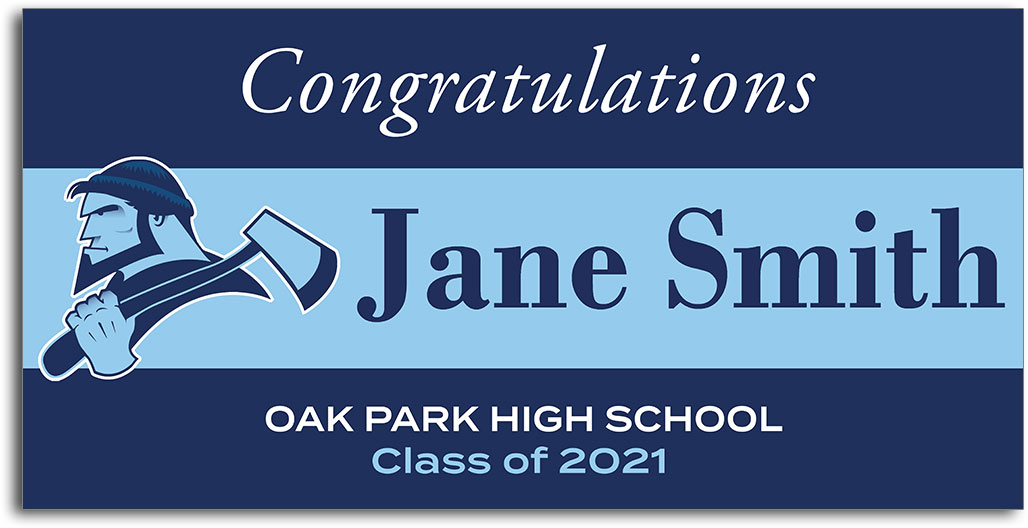 Graduation Signs & Banners