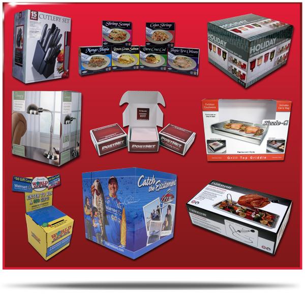 Box Mock-Ups & Prototypes