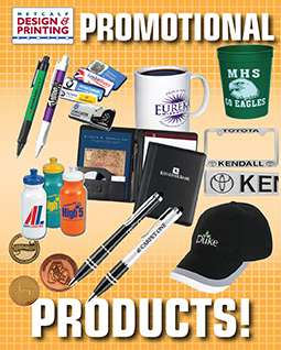 More Promotional Products!