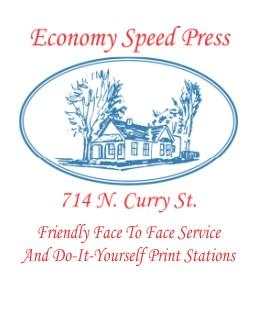 Economy Speed Press