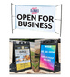 Freestanding Banners & Signs