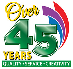 Over 45 Years of Excellence