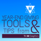Year End Giving Tools