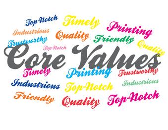 Bradley Graphics Values