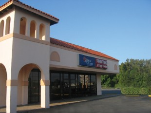 Our print shop on W. Hillsborough Ave in Tampa, Florida.