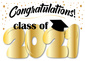 Graduation Lawn Signs 2021