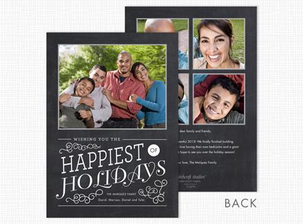 Birchcraft Holiday Cards