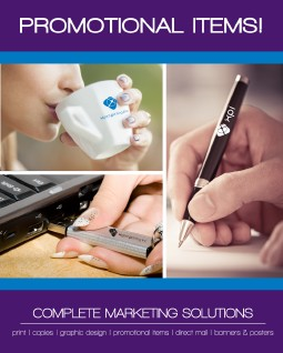 Order Your Promotional Products Today