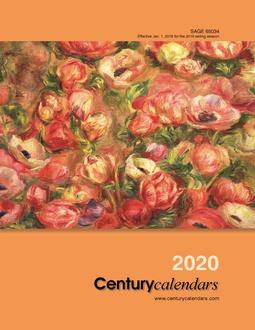 2020 Century Calendars Catalog