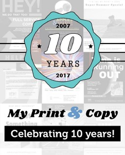 10 Years 2007 - 2017