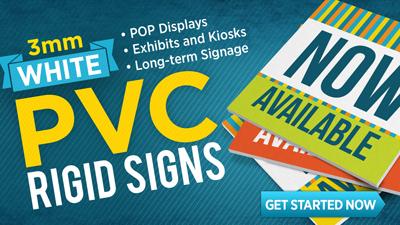 PVC Signs