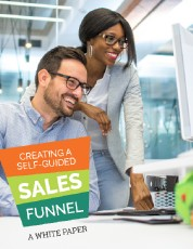Self-Guided Sales Funnel