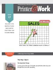 Printer@Work: The Power of Simplicity