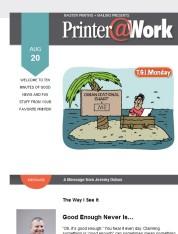 Printer@Work: 5 Sleep Tips to Try Now
