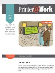 Printer@Work: 8 Tips to Avoid the Spam Filter