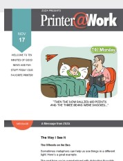 Printer@Work: 5 Ideas for Letting Your Audience Know You're Open