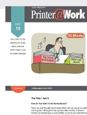 Printer@Work: Easy Ways to Boost Your Marketing Efforts!