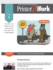 Printer@Work: An Easy Way to Get Customer Reviews!