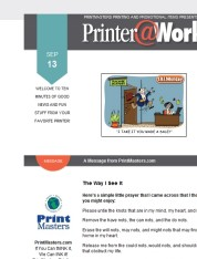 Printer@Work: Boost Sales with Printed Discount Cards Today!
