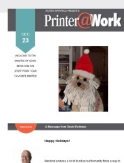 Printer@Work: 2020 to 2021