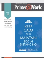 Printer@Work: We are still here to help you maintain business.