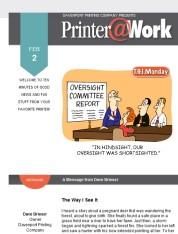 Printer@Work: To Emoji or Not to Emoji, On the Grid Design