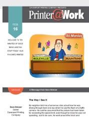 Printer@Work: 17 Social Media Sizing Cheats, Shoosh Your Chrome Tabs