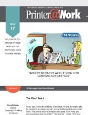 Printer@Work: 11 Tips for Great Infographics, Make Your Design Sparkle