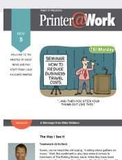 Printer@Work: 5 Ways to Boost Your Online Reputation