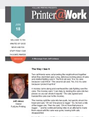 Printer@Work: Page Layout and Design