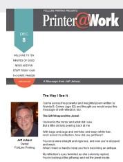 Printer@Work: 5 Tips to Avoid Printing Delays