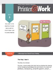 Printer@Work: 7 Tips to Present Like a Pro