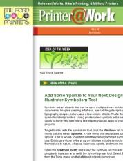 Printer@Work: Fresh Marketing Ideas, 7 Brainstorming Apps