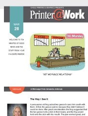 Printer@Work: Eagle Printing