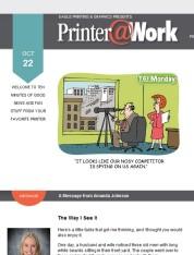 Printer@Work: Eagle Printing & Graphics