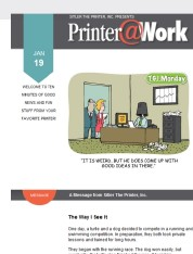 Printer@Work: Marketing Made Simple