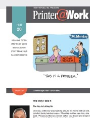 Printer@Work: Use Print to Boost Your E-Commerce Today!