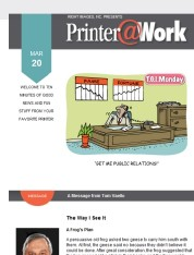 Printer@Work: 8 Ways to Market Your Small Business