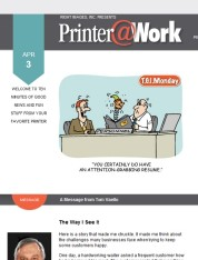 Printer@Work: The Best Times to Post on Social Media
