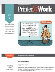 Printer@Work: 8 Tips for the Perfect Unboxing Experience!