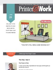 Printer@Work: 9 Creative Ways to Boost Attendance at Your Next Event!